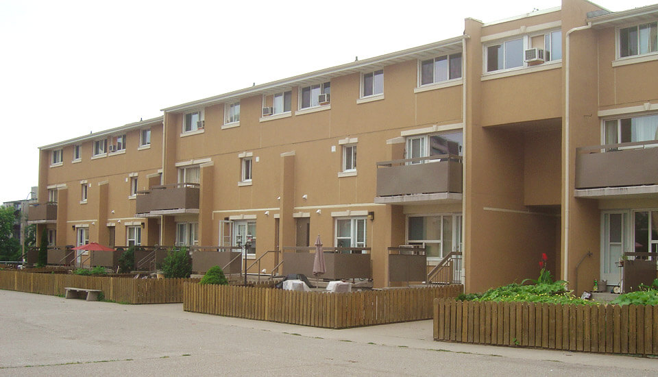 Residential Complex - Stucco Contractor