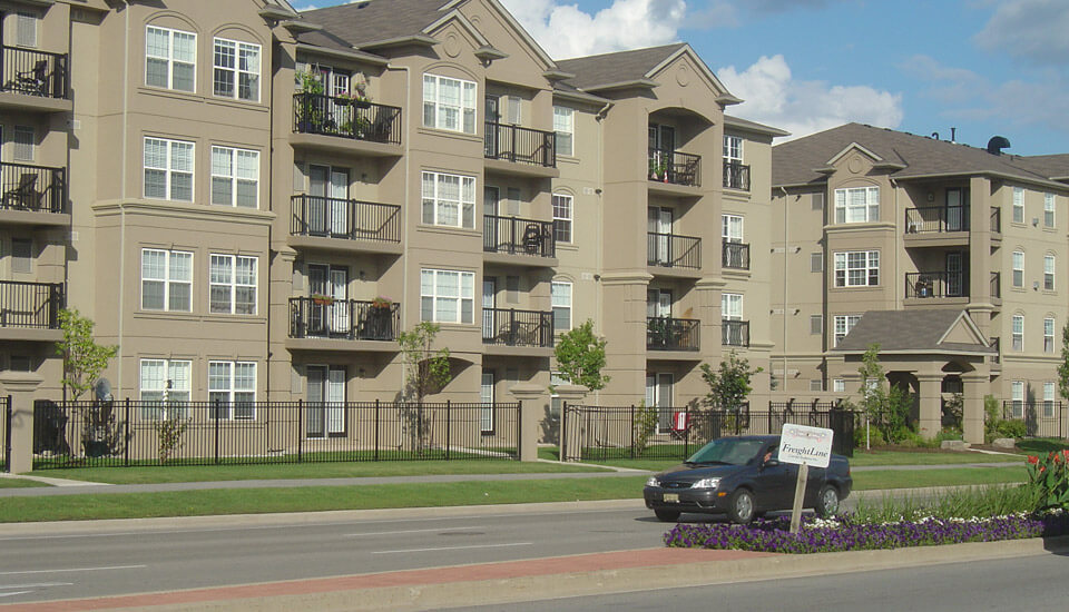 Residential Apartments Stucco Contractor in Mississauga