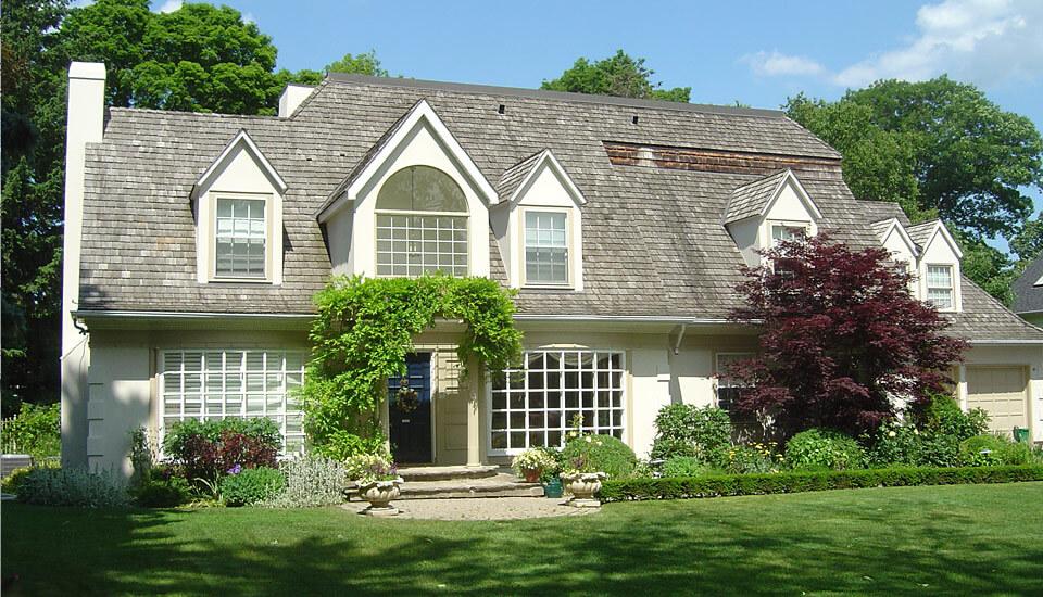 Classic Home Stucco Siding Restoration