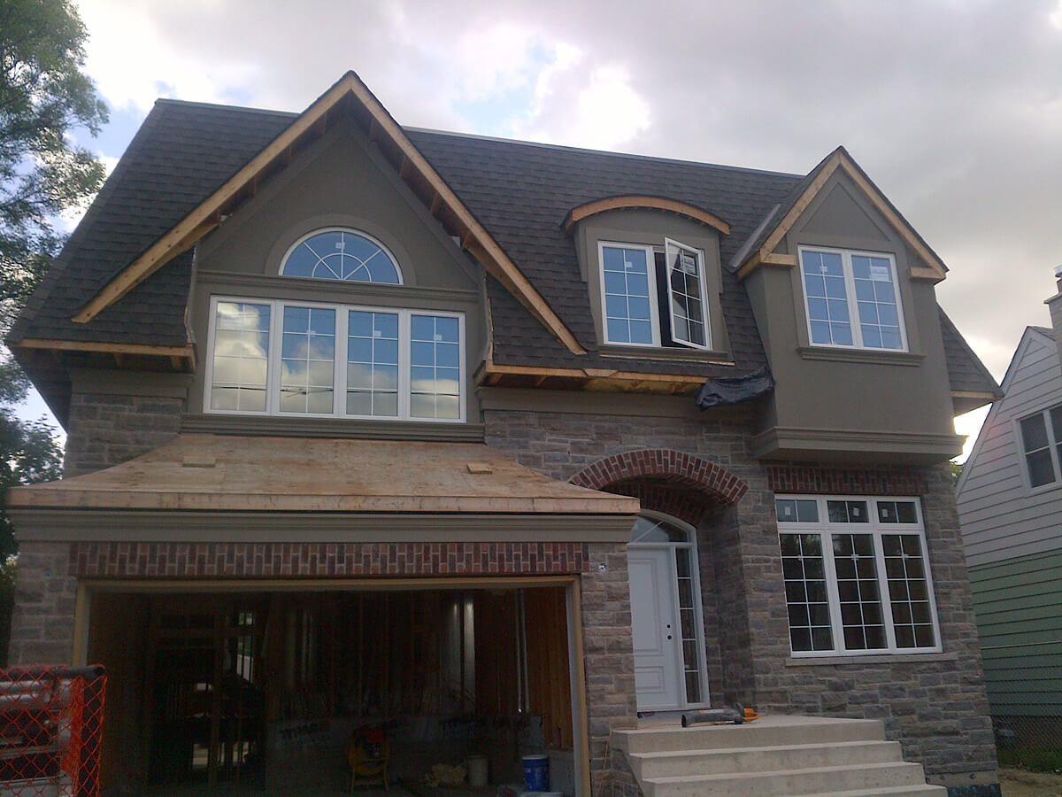 Stone and stucco restoration and installation for Stucco and stone exterior