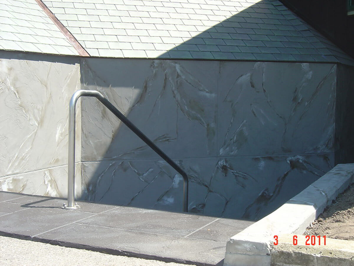 Exterior Commercial Stucco Finish