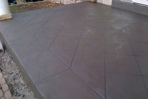 Concrete Porch Restoration – Oakville, Ontario
