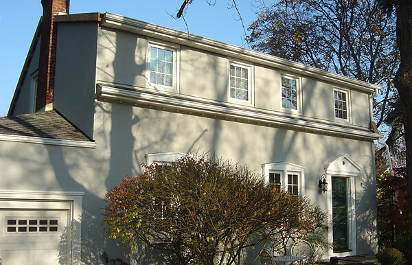 Stucco Repair and Restoration