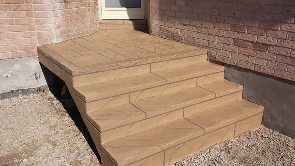 Front Porch and Steps Designs