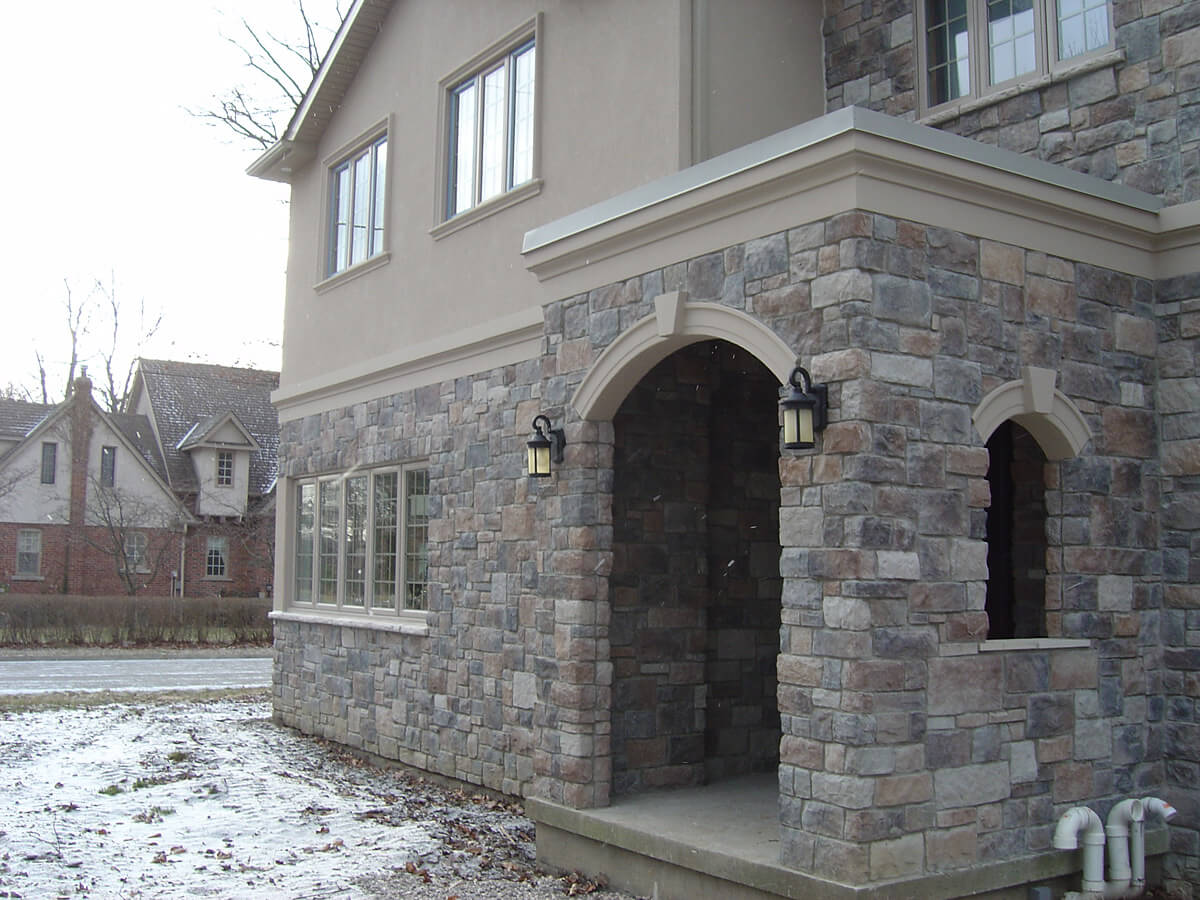 Granite Building Blocks : Home stucco ideas building blocks construction