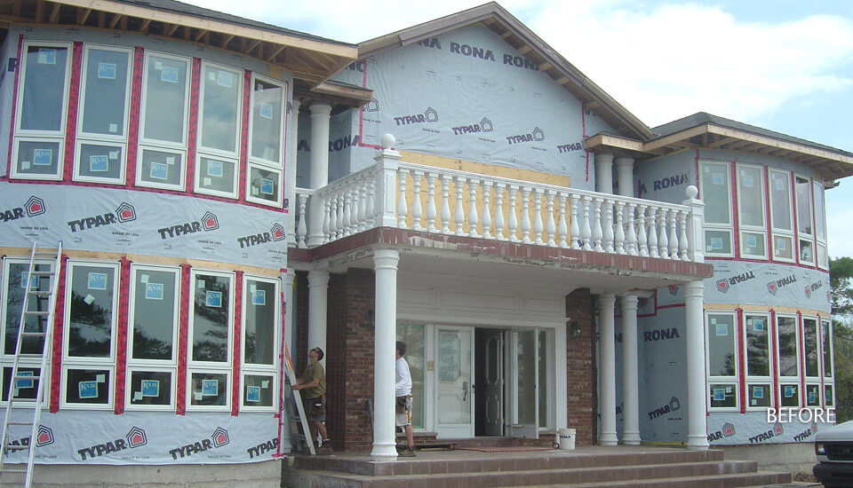 Residential Home Stucco Contractor