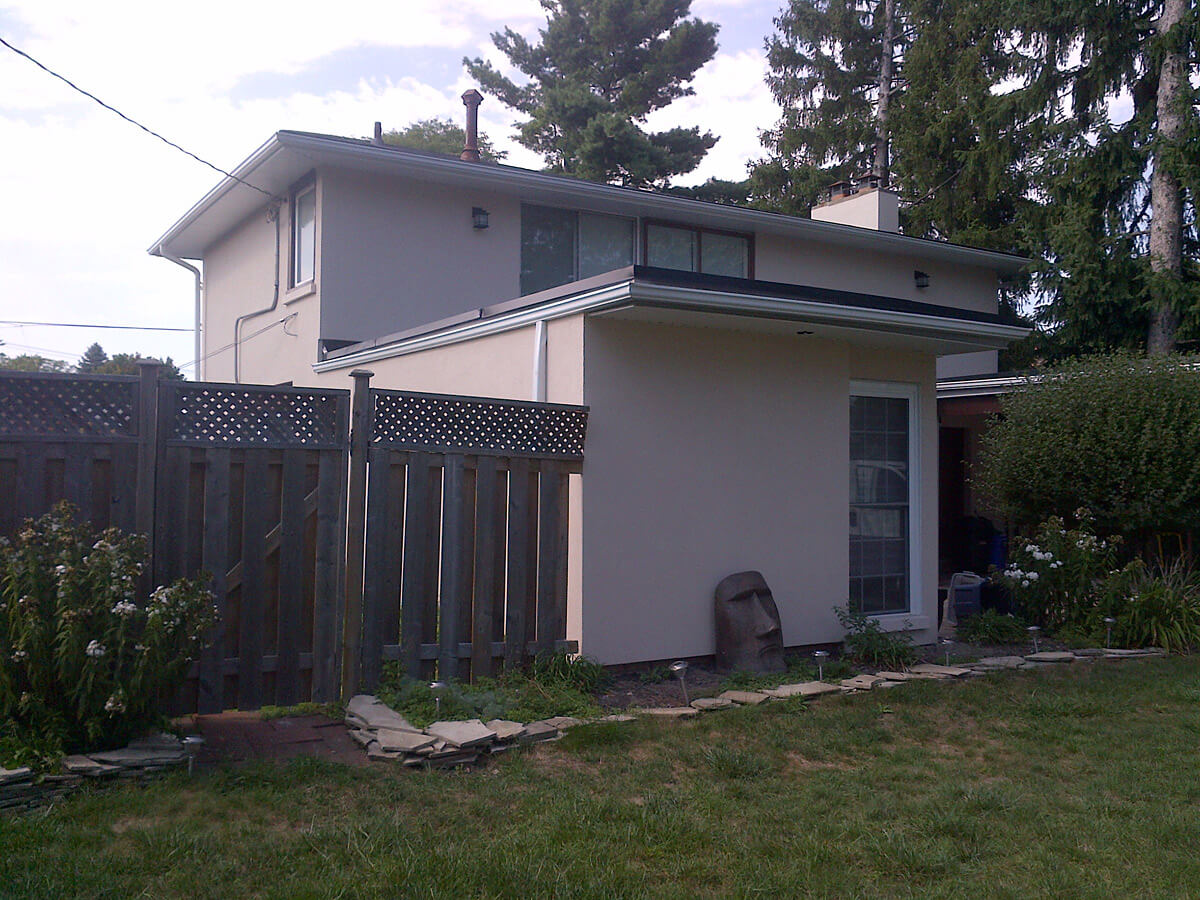 House Stucco Renovation