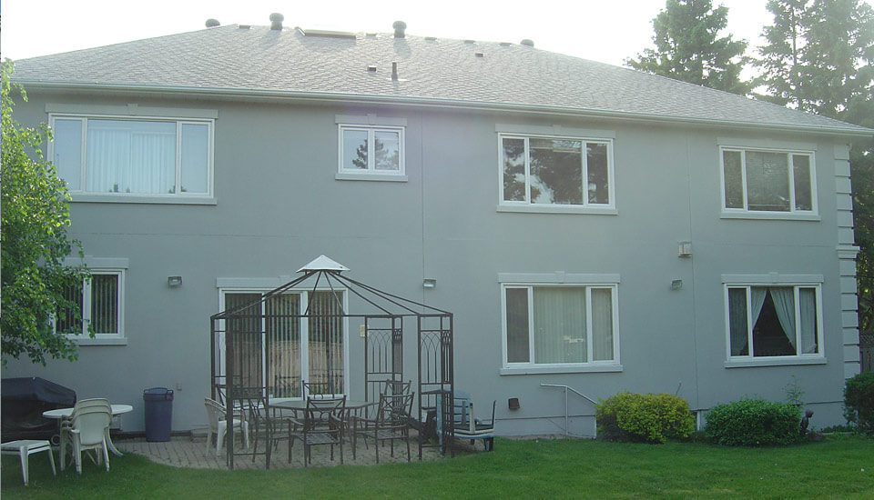 Residential Stucco Contractor Mississauga