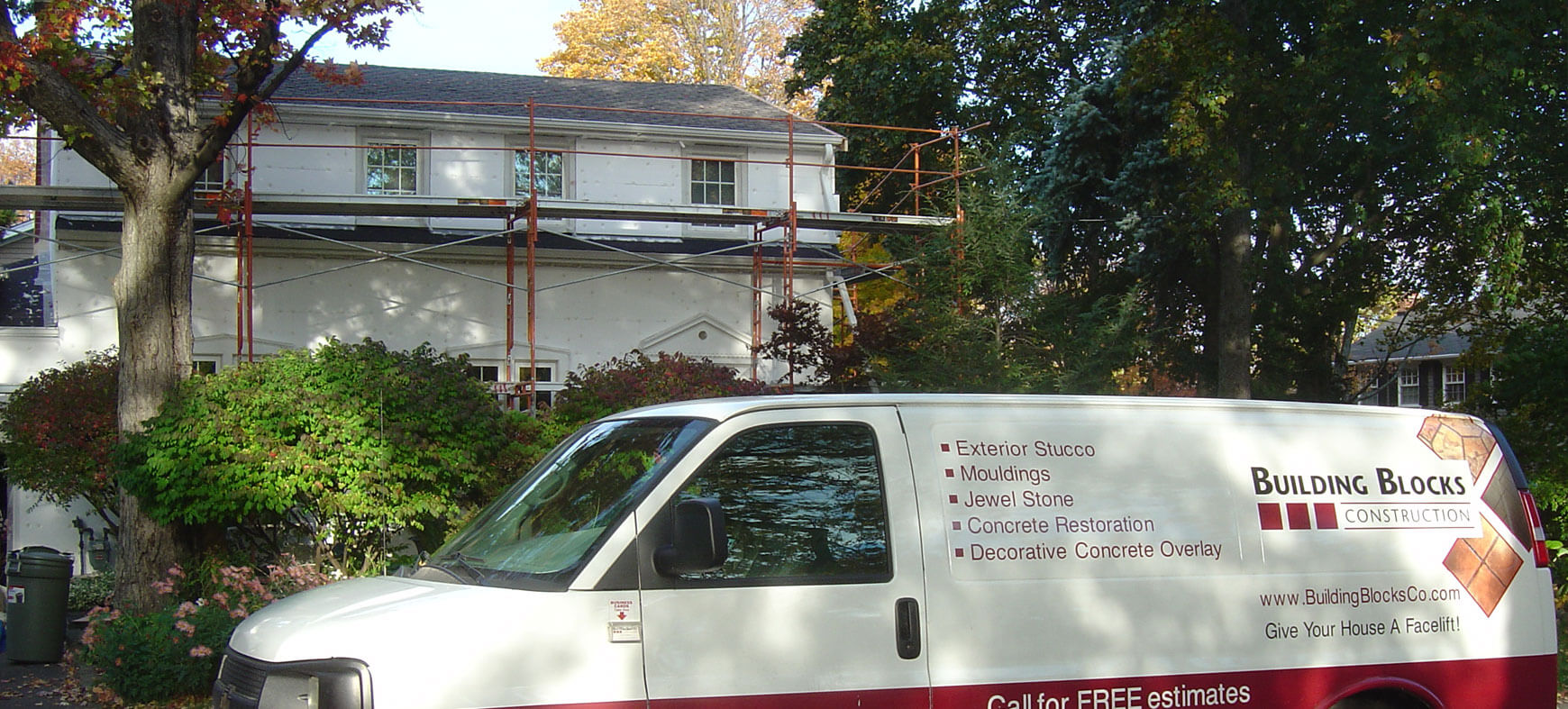 Oakville Exterior Stucco Contractor