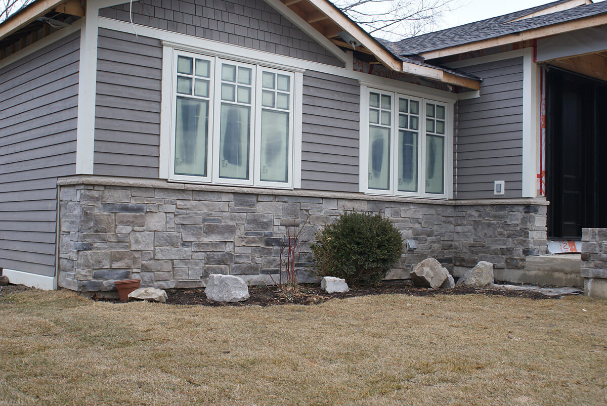 Stone for outside / outdoor application
