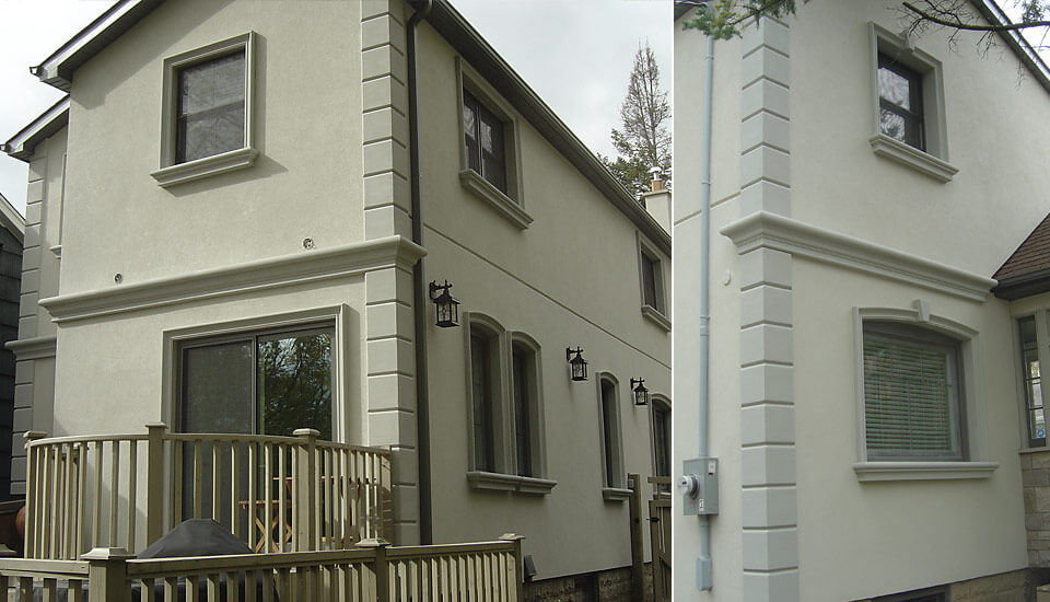 Stucco Contractor - Mississauga, Ontario