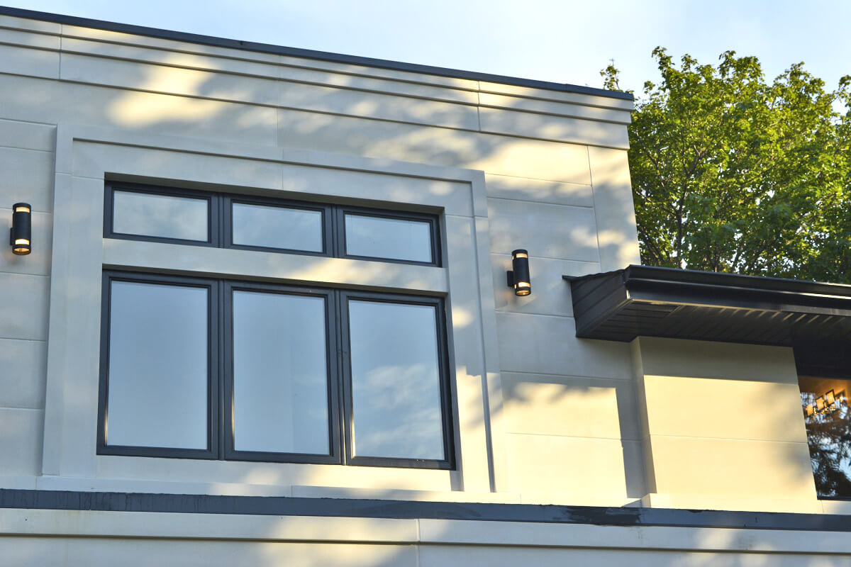 Exterior Window Moulding and Trim systems