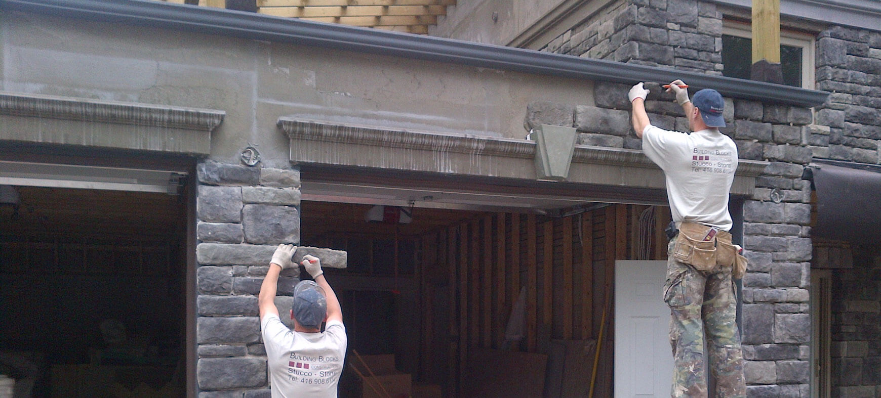 Exterior Stone Works Specialists