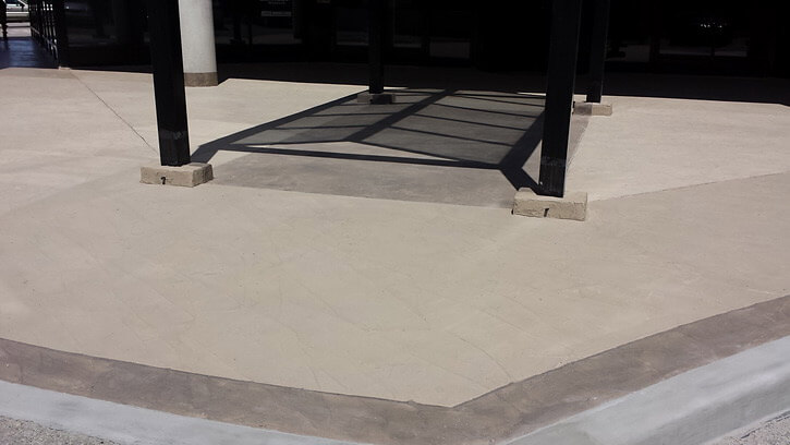 Markham Concrete Repair and Restoration - Decorative Concrete Overlays