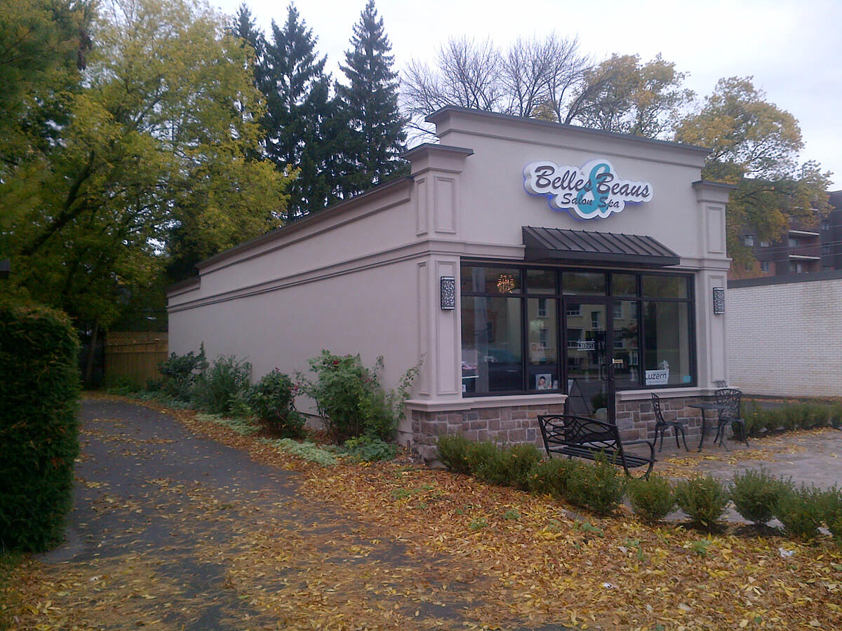Exterior Stucco Repair and Restoration - Mississauga Stucco Contractor