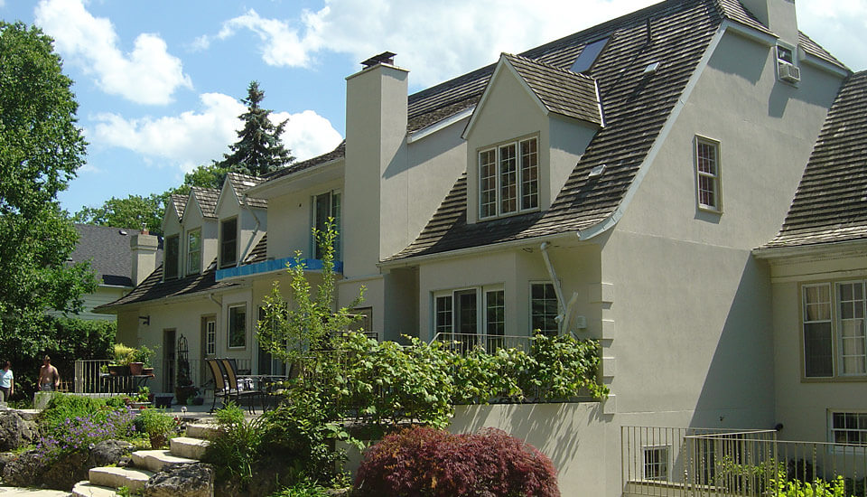 Classic Home Stucco Restore and Repair