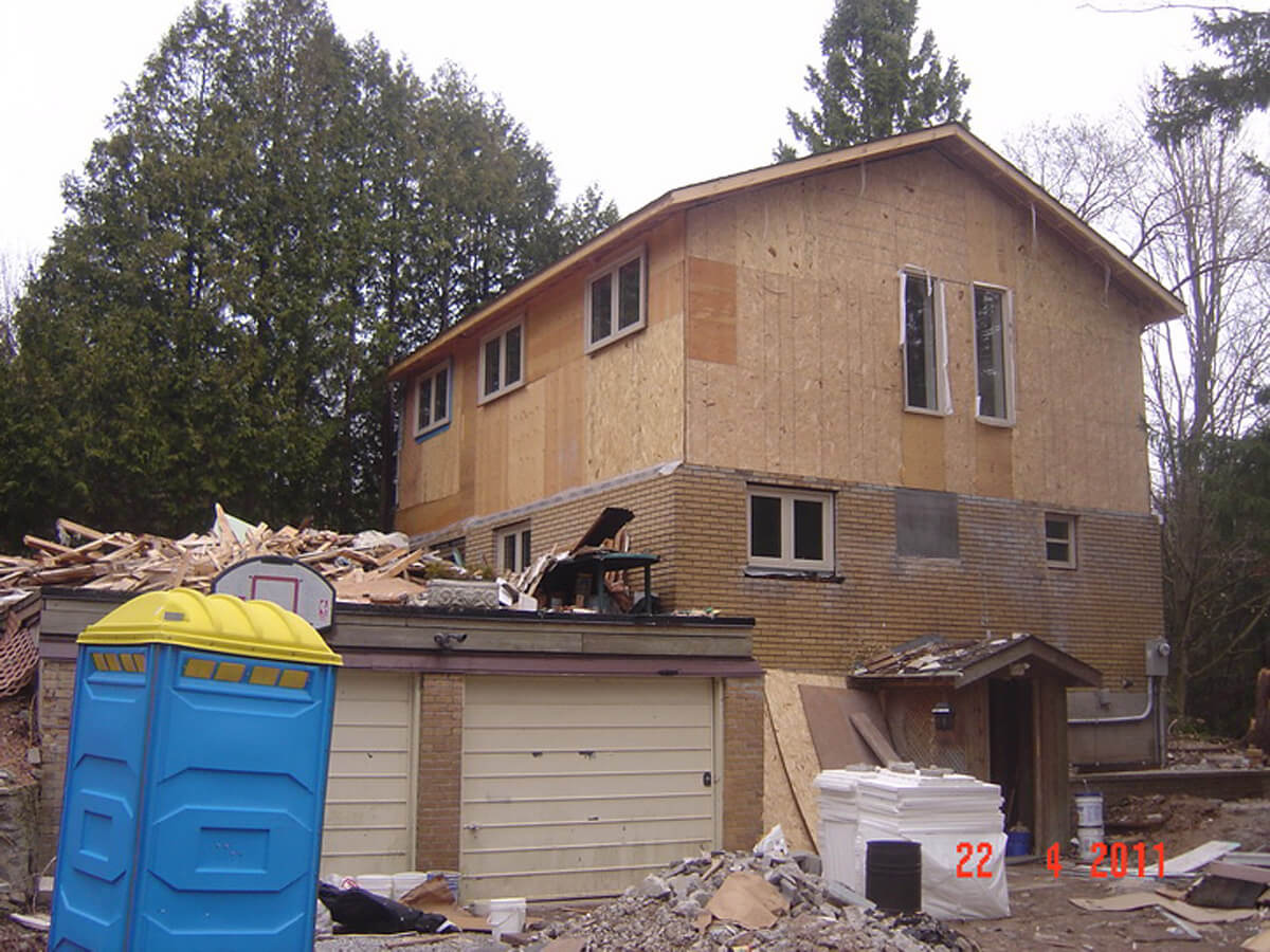 Exterior Stone and Stucco - Mississauga Contractor