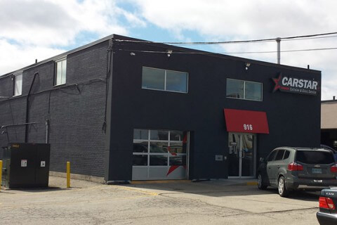 Argentia Rd, Mississauga – Commercial Stucco
