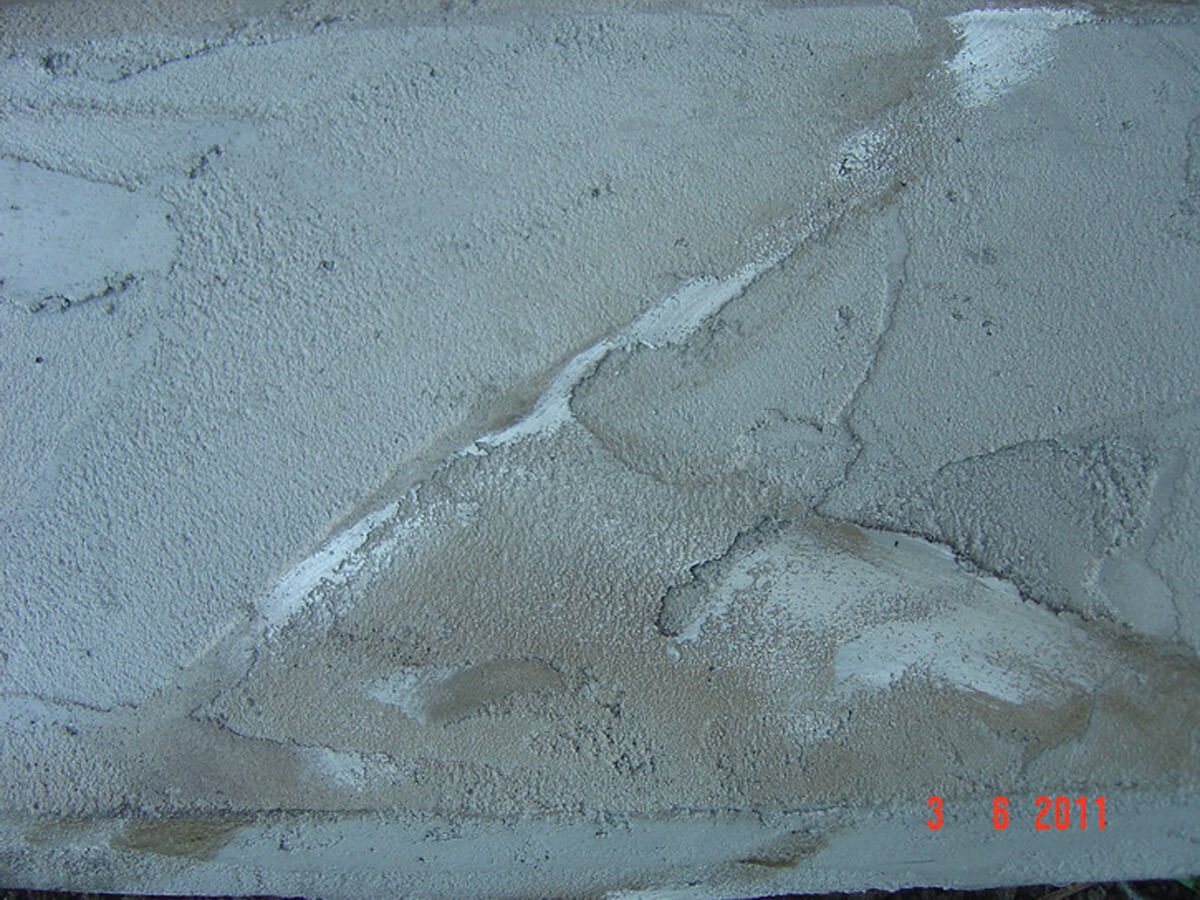 Exterior Commercial Stucco Finish - Decorative Cement Overlay Design