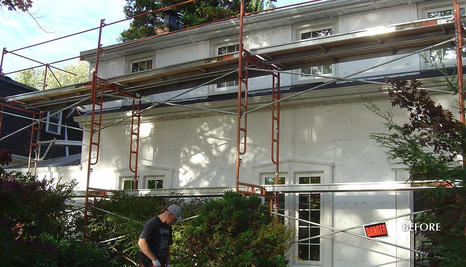 Home Insulation Repair