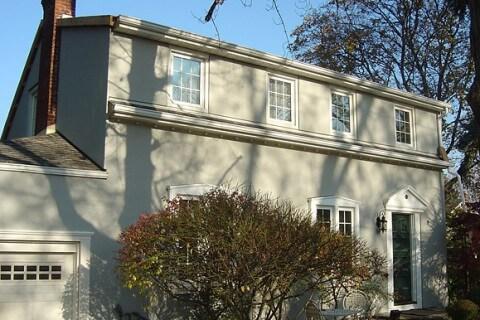 Speers Rd – Full House Stucco Installation – Oakville, ON