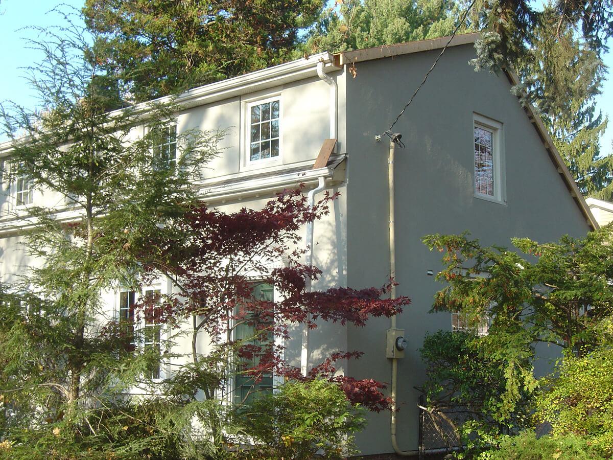 Stucco Repair and Restoration