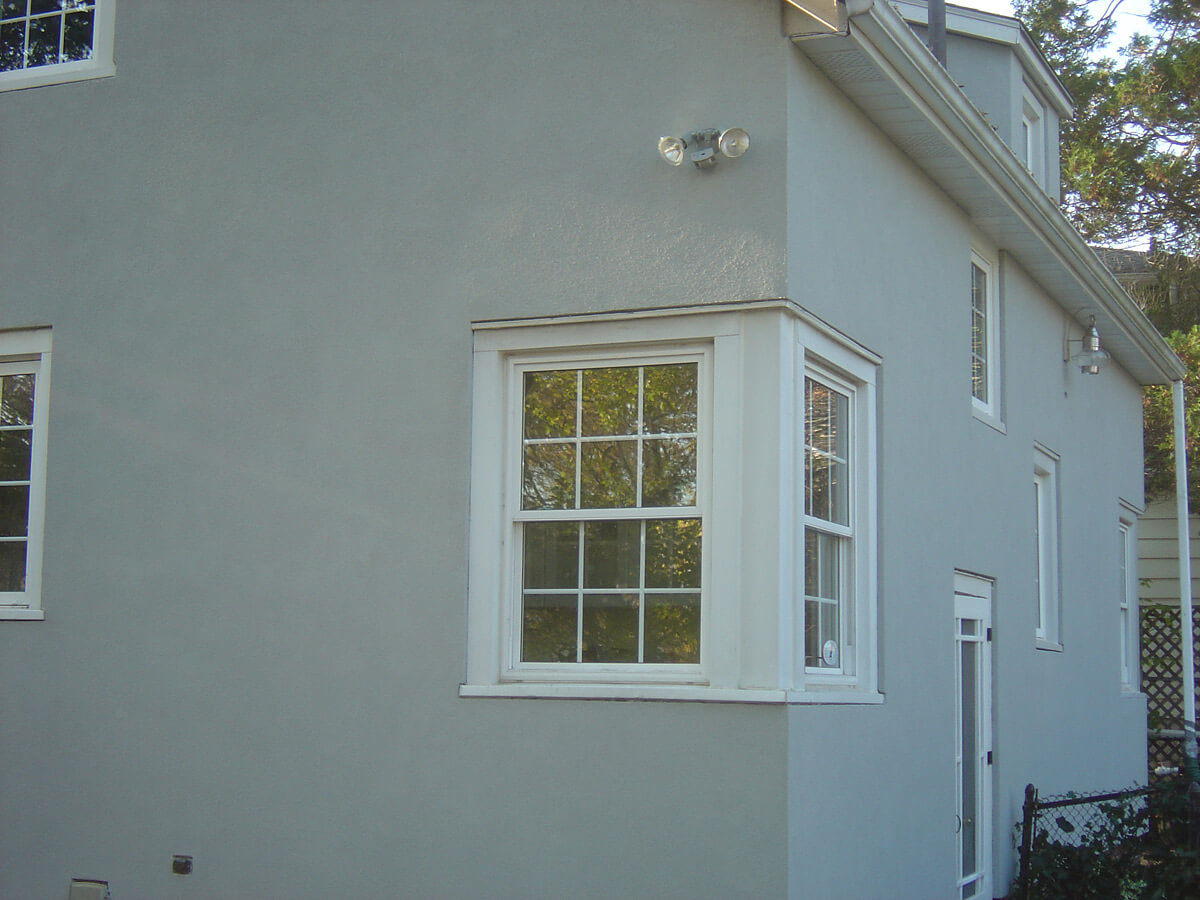 Stucco Repair and Restoration - Exterior Stucco Application Contractor