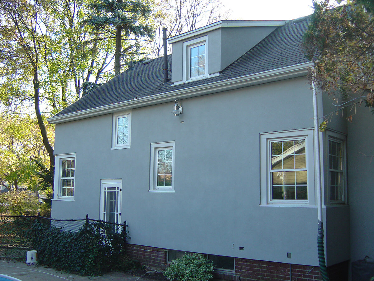 Stucco Repair and Restoration - Exterior Stucco