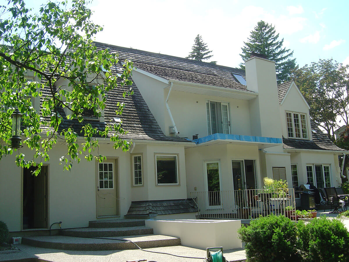 Home Renovation - Stucco