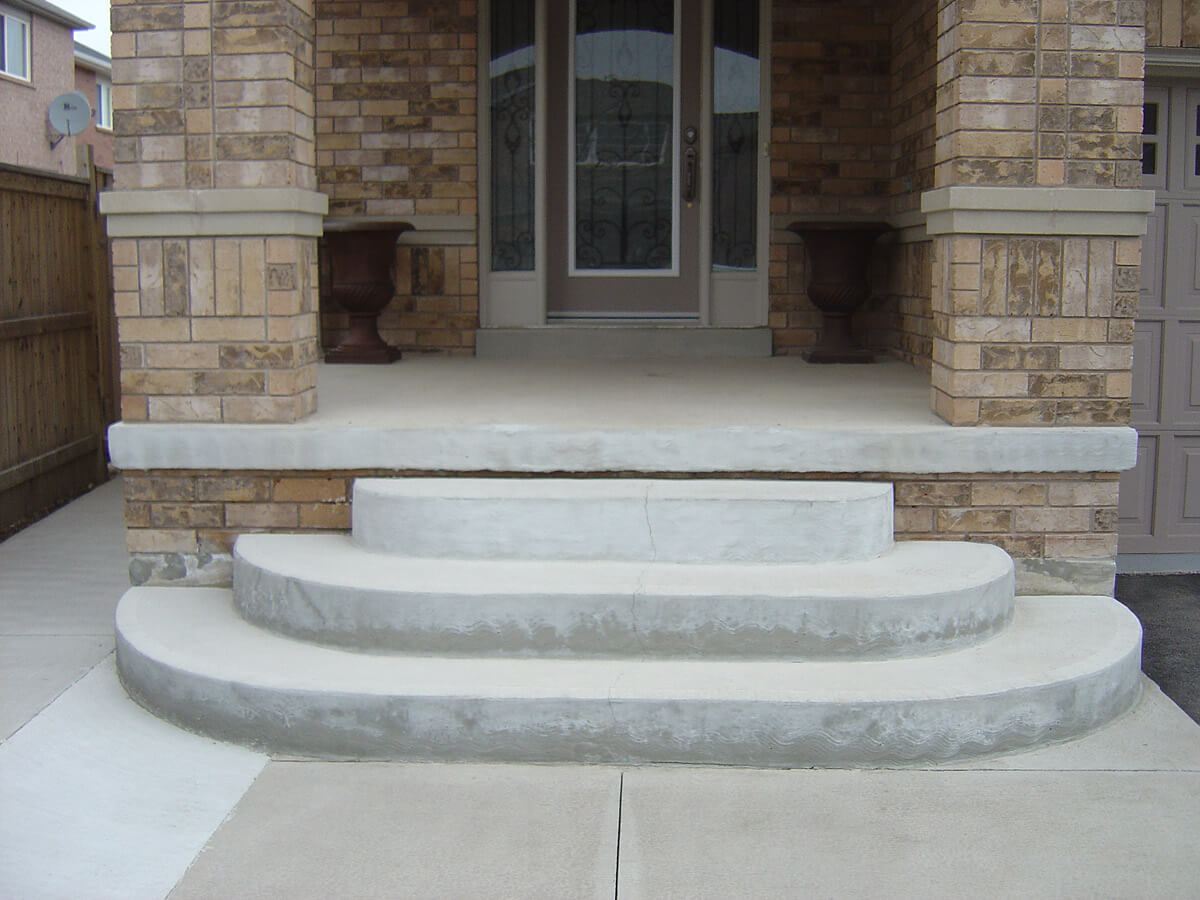 Concrete Overlays - Resurfacing with New Color