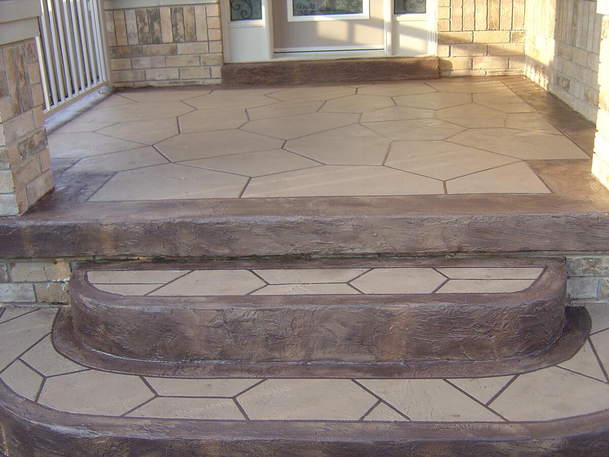 Concrete Steps Resurface Repair - Concrete Repair