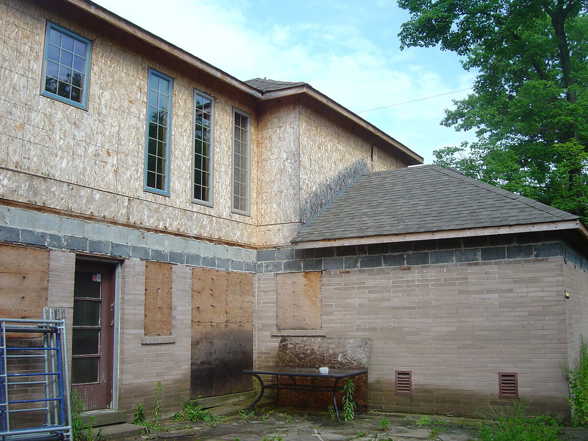 Before Stone and Stucco