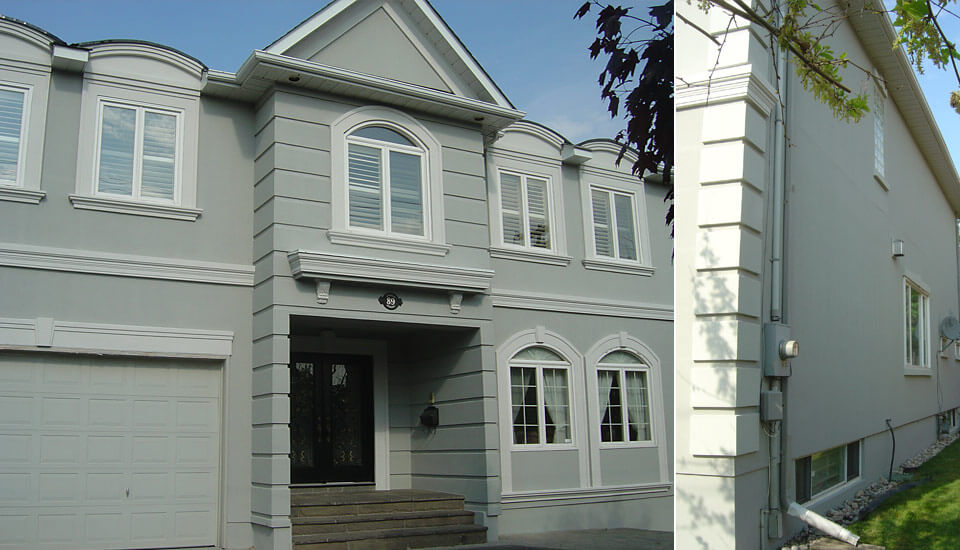 House Stucco Contractor