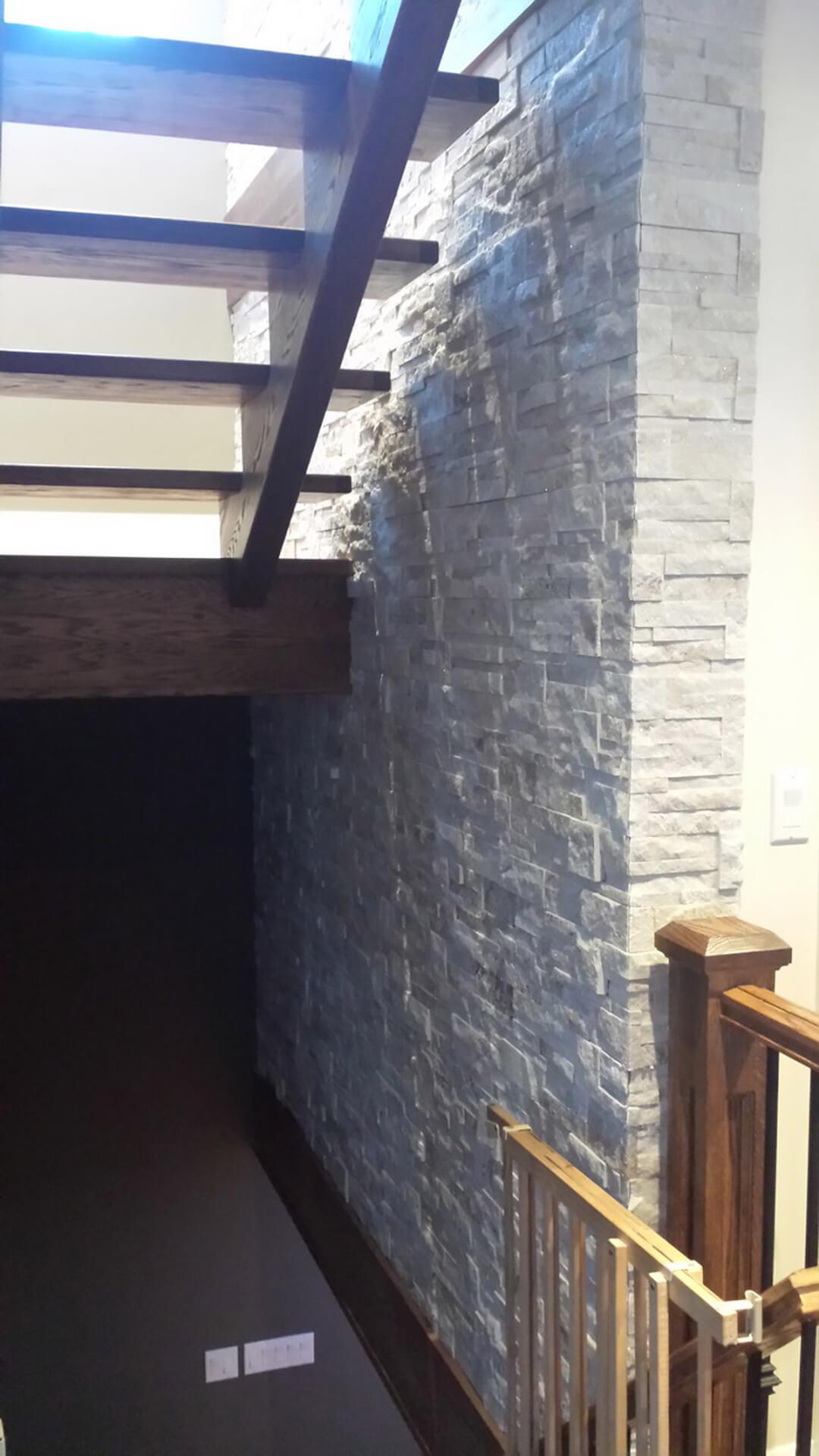 Indoor Natural Stone Ideas