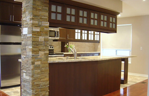 Interior Stone Veneer Ideas