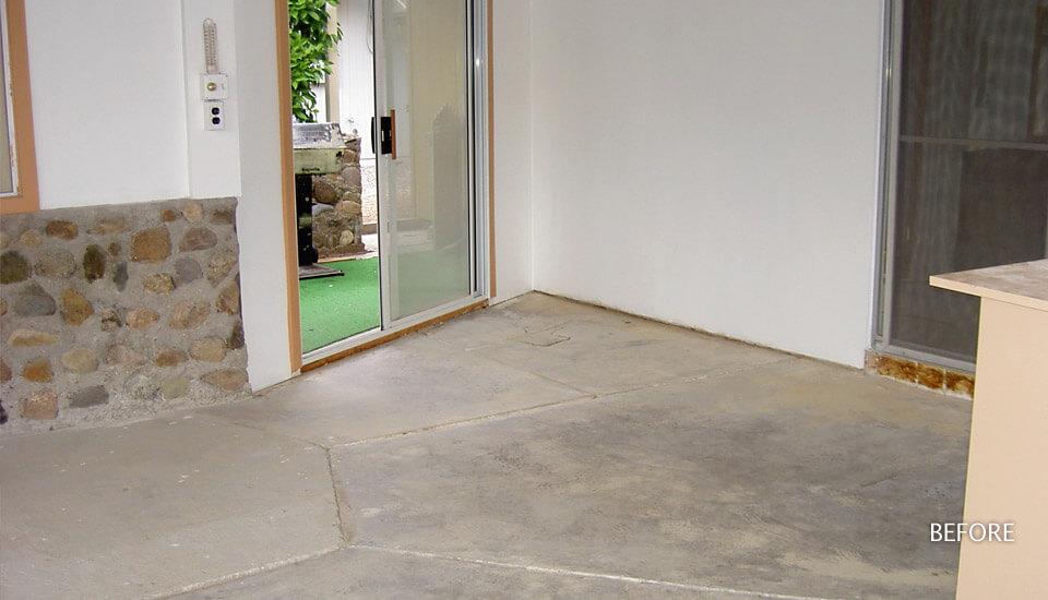 Home interior - Sierra Stone