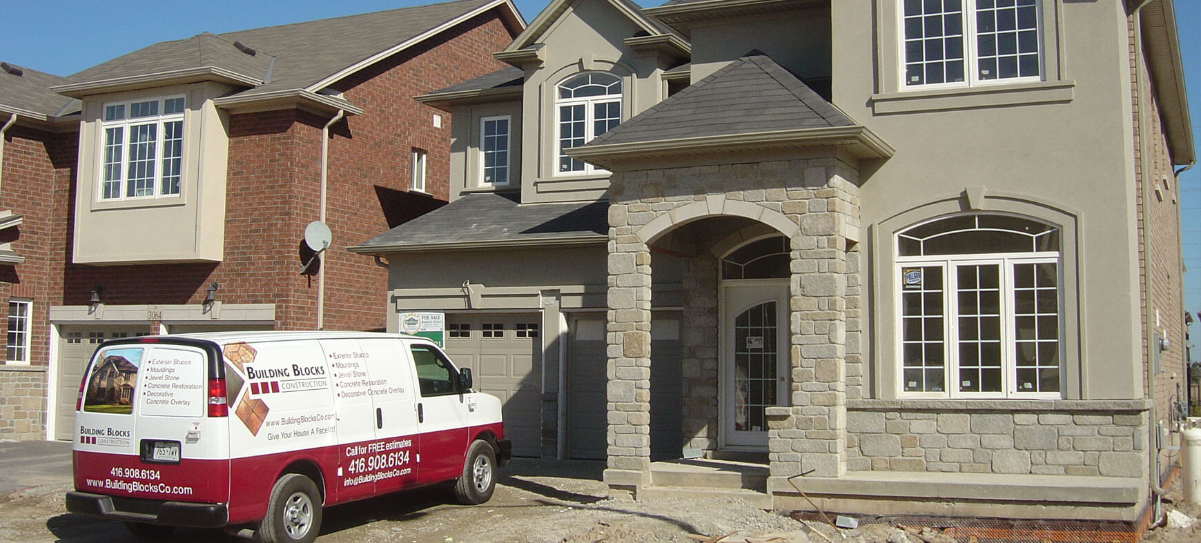 Mississauga Stone Contractor