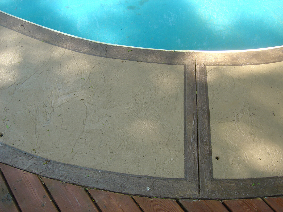 Jewel Stone - Swimming Pool Deck Restoration