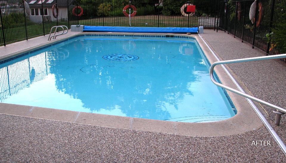Sierra Stone Pool Deck