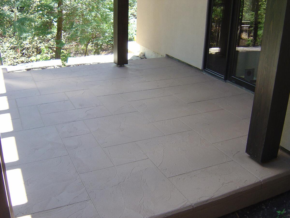 Concrete Steps Makeover