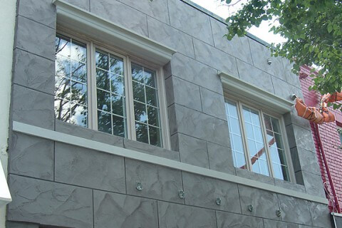 Commercial Building Concrete Repair and Concrete Resurface